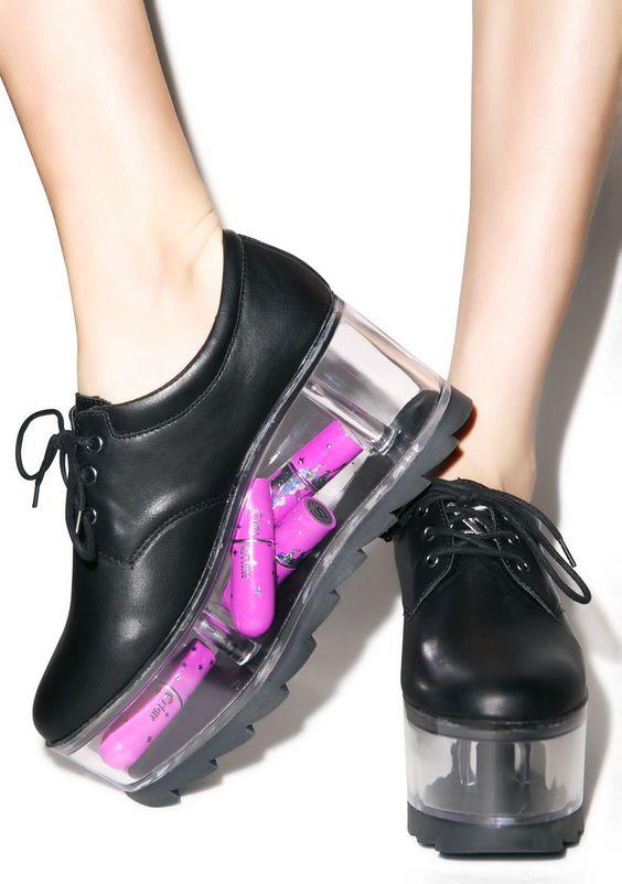 شفافة منصة السيدات الحلو نمط أحذية السلس أسود/Whtie جلد النساء الدانتيل يصل حذاء كاجوال أحذية عالية منصة الربيع