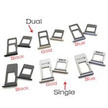 Micro Nano SIM Card Holder Tray Slot Holder Adapter Socket  For Samsung Galaxy A8 2018 A530