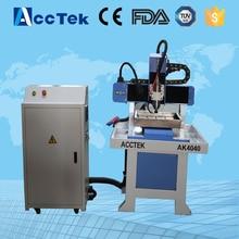 Bon marché marchandises 3d mini CNC machine de gravure 4th axe métal fraisage CNC routeur 4040/mini routeur CNC