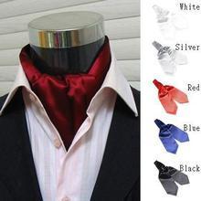 2019 solid silk Men Korean Silk Cravat Casual Ties for man