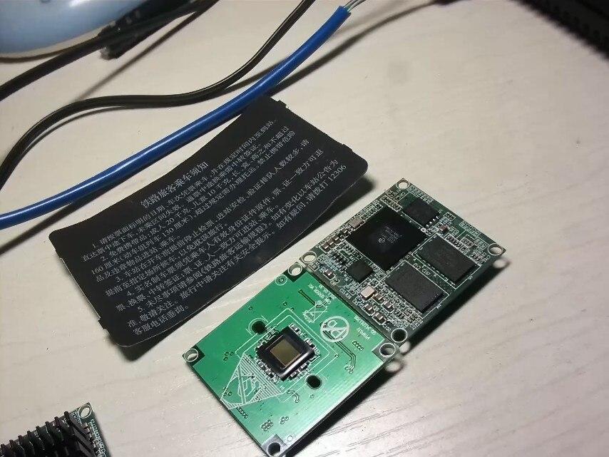 Hi3516A NEW board Sensor interface IPC SDk core board 9p031 5 million pixels