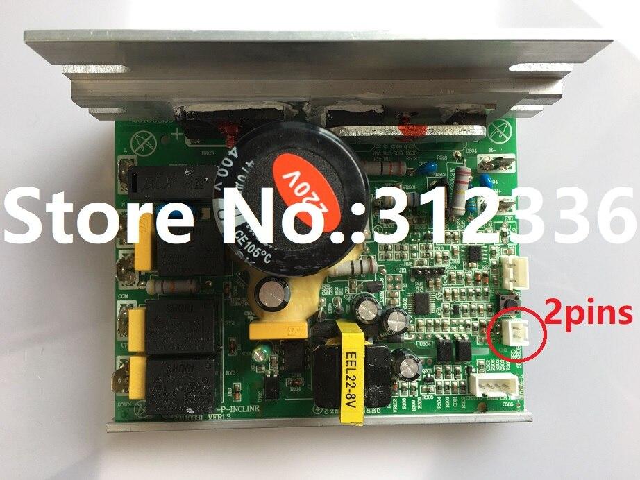 Envío Gratis MKS DTPB10-P controlador de Motor 2 pines Interfaz de velocidad YIJIAN SHUA OMA cinta el control del conductor a placa de circuito