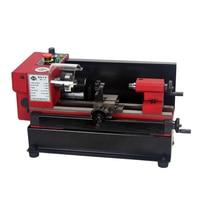 multifunction home mini lathe machine beads metal / wood turning digital DIY processing machinery and equipment