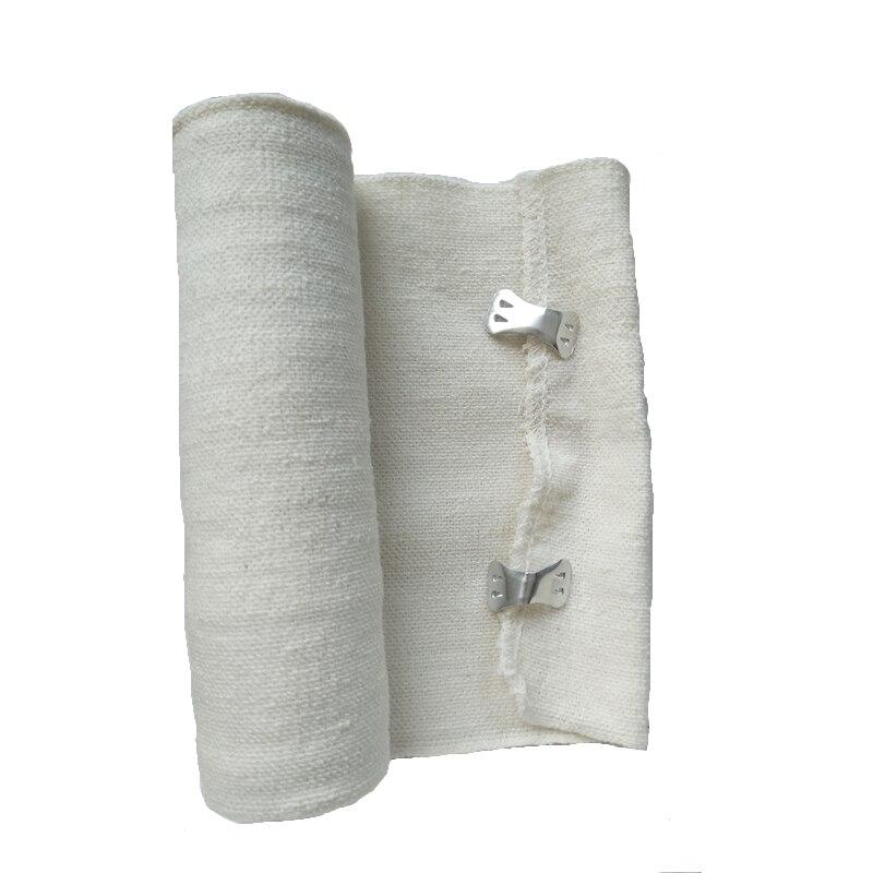 1 рулон/пакет медицинская эластичная марлевая повязка 15 см x 450 см|Аварийные