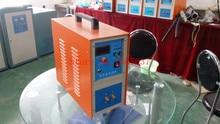 15KW 30-80 KHz haute fréquence Induction chauffage four LH-15A Induction chauffage un an de garantie
