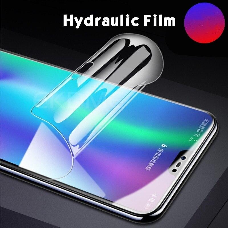 Гидрогелевая пленка для Huawei Honor 8, Защитная пленка для экрана Huawei Honor 8X, Honor 8C, защитная пленка