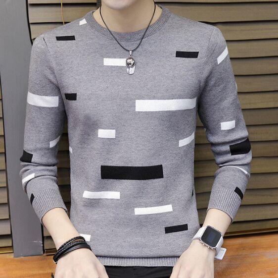 YSMILE Y B166 Tashi camisa gruesa de manga larga para hombres Y ropa cálida para suéter de invierno para hombres