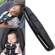 Youwinme 1 stücke Schwarz Auto Baby Sicherheit Sitz Clip Feste Lock Schnalle Sicher Gürtel Strap Latch Harness Brust Kind Kleinkind clamp