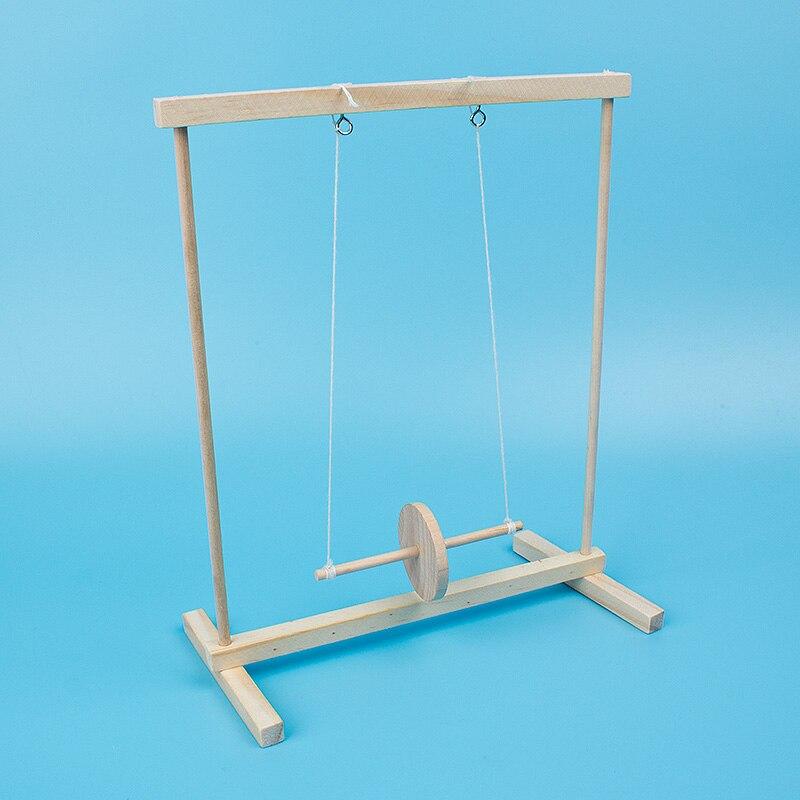 Maxwells wheel roll modelo experimental juguete niños ciencia enseñanza ayuda Maxwell Rolling modelos niño educativo STEM DIY Juguetes