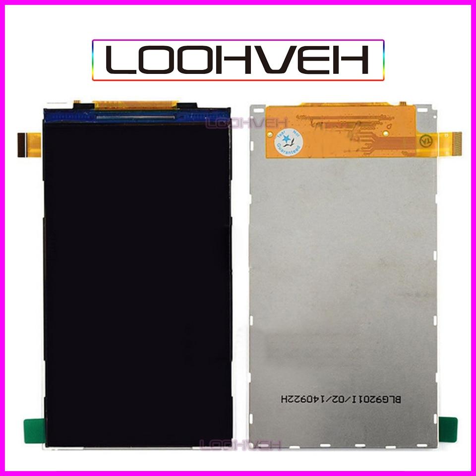 50 unids/lote 4,5 para Alcatel One Touch Pop C5 5036D OT5036 OT5036D pantalla LCD de la más alta calidad de DHL