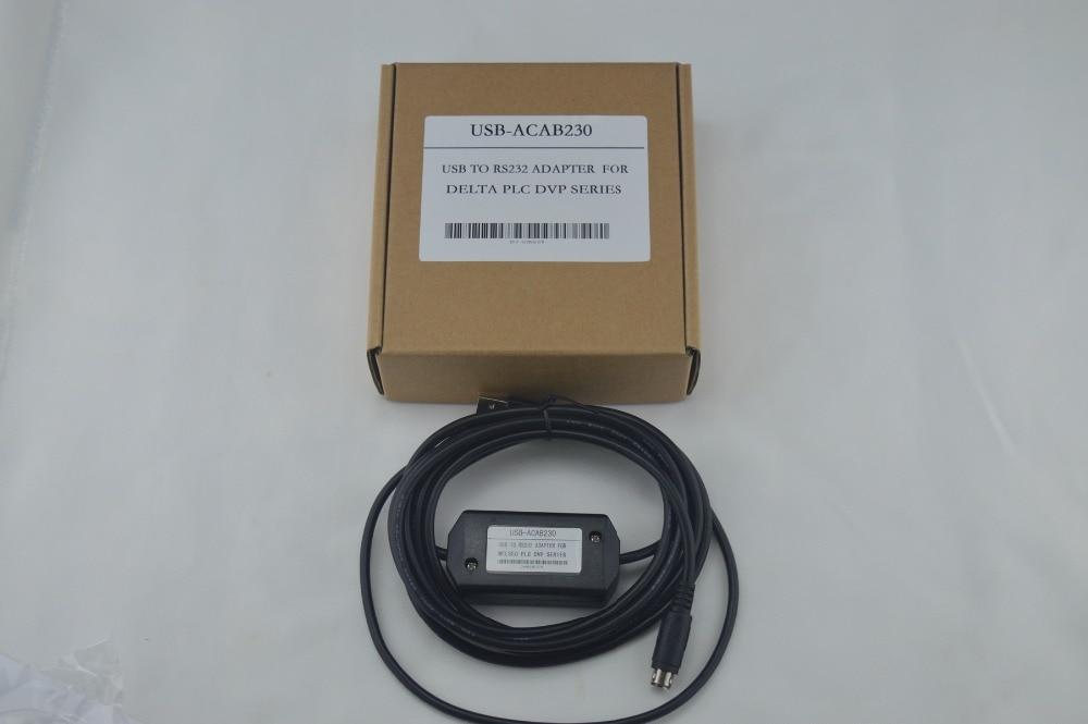 USBACAB230 (USB-ACAB230)USB-DVP USB PLC programming cable for Delta DVP series PLC