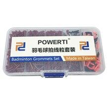 1 paquet dœillets de raquette de Badminton œillets œillets seau outils de cordage et accessoire raquette de Badminton Sport