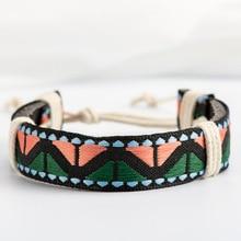 Hand Made Rope Bracelet boho Bohemia  Necklaces Vintage Charms Rope Bracelets #HY513