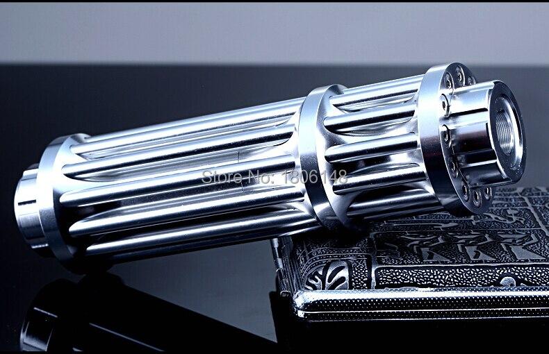 Супермощная Зеленая лазерная указка, 500000 м, 500 Вт, нм, лазерный луч, военный фонарик, горящий черный спич, сжигание сигарет, охота