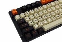 Version MP anglais/coréen 169/124 clé PBT Cherry hauteur originale IOS porte-clés à colorant sublimé pour clavier mécanique