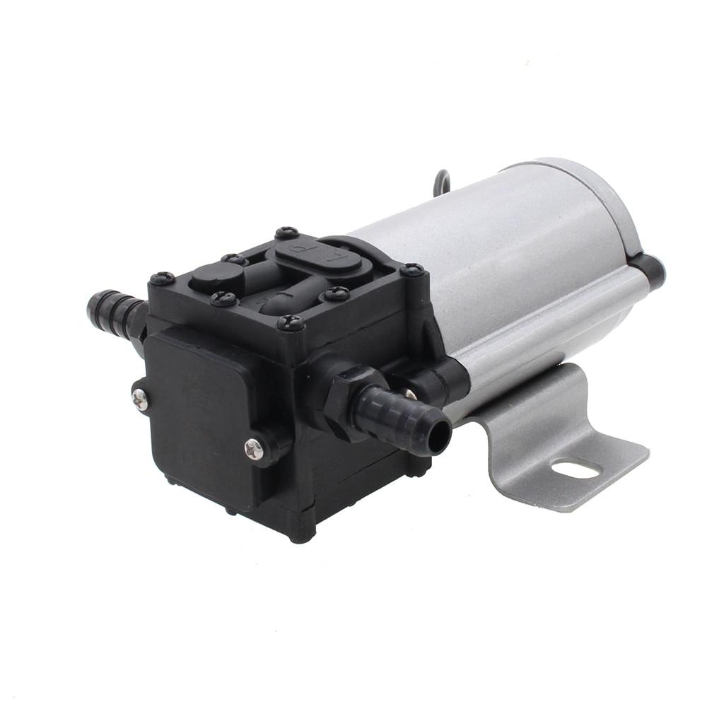 Professional Gasoline Petro Pump DC 12V 24V Diesel Fuel Oil Extractor Transfer 10L/min
