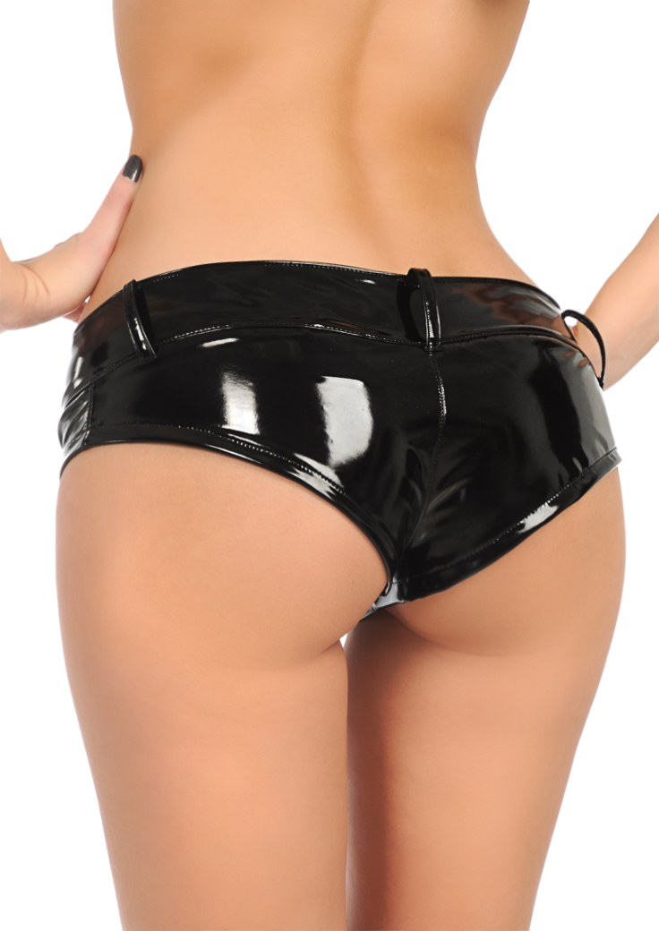 220d alta qualidade pvc couro mini sexy shorts de cintura baixa das mulheres do falso couro clube noite dança wear quente feminino bermuda feminina