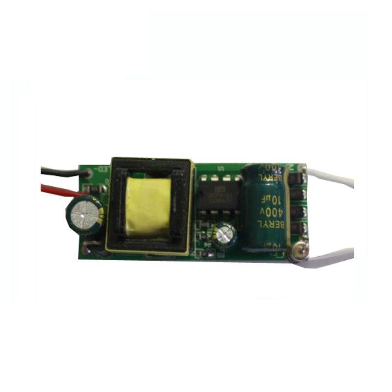 100x 고품질 정전류 (5-9) * 3 w led 드라이버 입력 전압 AC85-265V/출력 15-27 v 600ma express 무료 배송