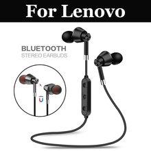 Écouteur Bluetooth Sport casque sans fil micro stéréo pour Lenovo Moto G4 G5 Plus G5s G5 G5s Plus S5 K5 Note S5 Pro Z5 K5 Pro