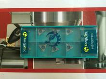 10pcs TNMG TPMT110304FG CT3000 TaeguTec cnc Lathe Carbide Negative Triangular Inserts Cutting Tools from Isca