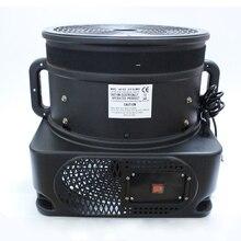 Livraison gratuite 750 W gonflable moule à gaz en plastique ventilateur publicité ventilateur danse Air souffleur pour ciel danseur publicité gonflable