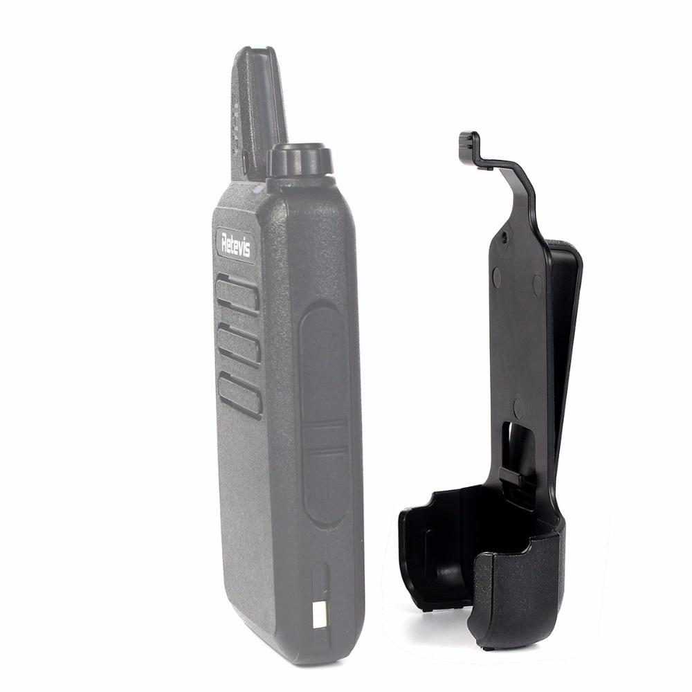 Clips de ceinture pour talkie-walkie, 50 pièces, pour Retevis RT22 pour WLN KD-C1, accessoires Radio bidirectionnelle J9121T