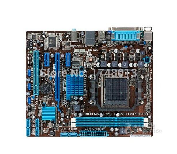 Placa base original para ASUS M5A78L-M LX, placa base de escritorio con...