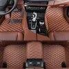 Tapis de sol de voiture personnalisé pour Infiniti accessoires de voiture pour tous les modèles EX25 FX35 M25 M35 M37 M56 QX50 QX60 QX70 G25 JX35