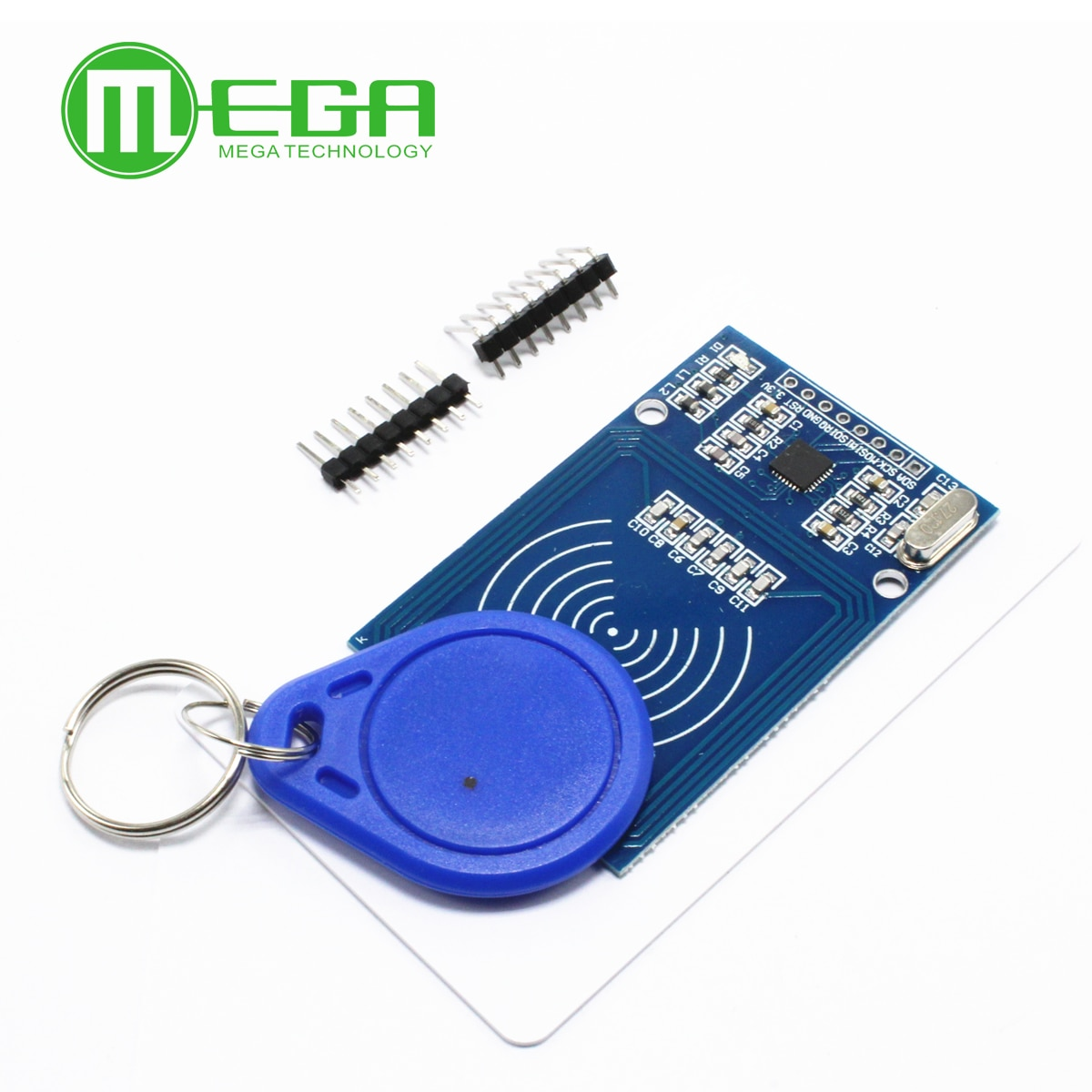 10 комплектов RFID модуль RC522 MFRC-522 RDM6300 на�