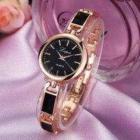 Lvpai Brand Quartz Women Watches Stainless Steel Rhinestone Quartz Wrist Watch Dress Creative Clock Watches Relojes Mujer 2019 A