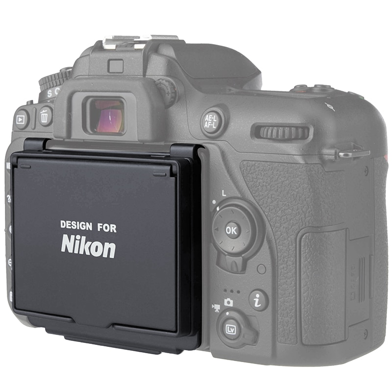 Защитная пленка для ЖК-экрана для nikon D7500, защита от солнца, ЖК-экран, защитная крышка для цифровой камеры