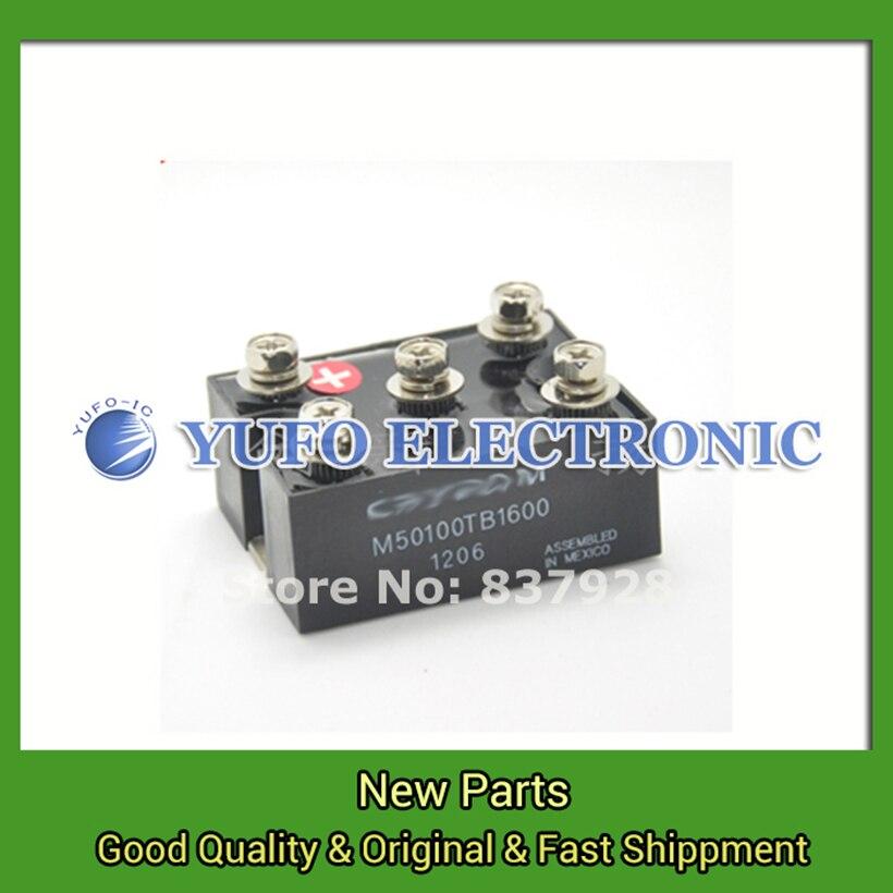 وحدة M50100TB1600, 1 شحن مجاني قطعة واحدة M50100TB1600 CRYDOM module جديد أصلي مرحبا الطلب