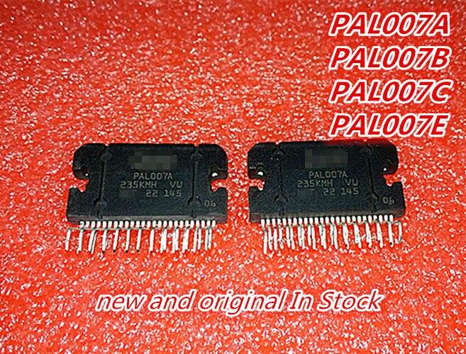 Бесплатная доставка 1 шт./лот PAL007A PAL007B PAL007C PAL007E ZIP-25 может заменить TDA7850 новый оригинал в наличии
