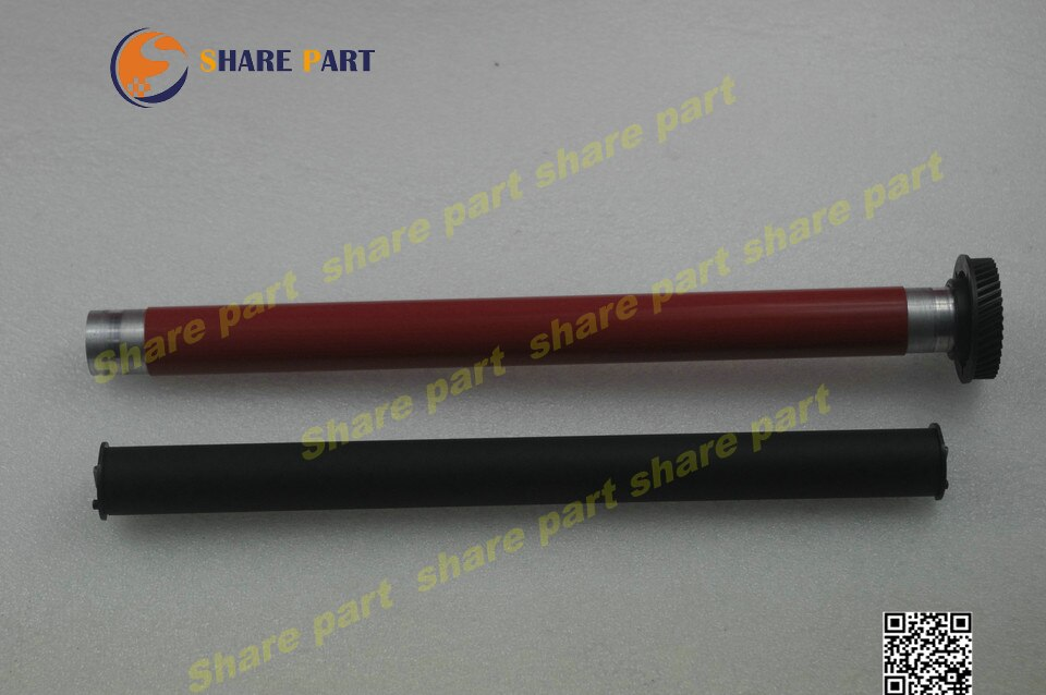 Original 1set for xerox P105B Fuser roller and pressure roller for xerox P105b P205b M105b M205b p158b