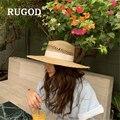 RUGOD 2019 new fashion pajacyki kombinezon damski wysokiej talii slim jednorzędowy letni kombinezon