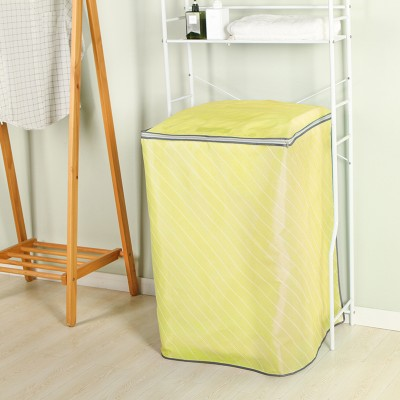 Fashion Oxford cloth washing machine dust cover straight cylinder automatic washing machine cover 67*86*55cm enlarge