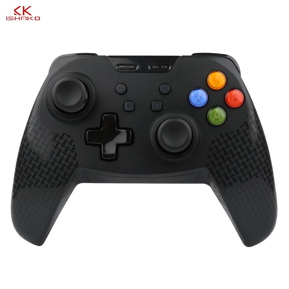 K ISHAKO mando a distancia inalámbrico bluetooth Joypad para Nintendo Switch consola de juegos Dropshipping