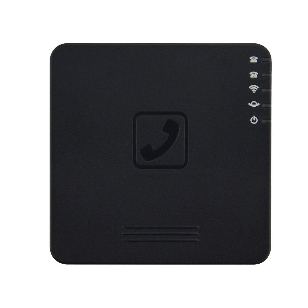 VoIP-enrutador inalámbrico con 2 puertos de voz, GT202, SIP, Gtalk, entrada ATA,...