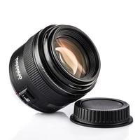 YONGNUO YN85mm F1 8 Lens AF MF Standard   Medium Telephoto Prime Lens fixed focus lens For Canon EF Mount EOS Nikon F mount