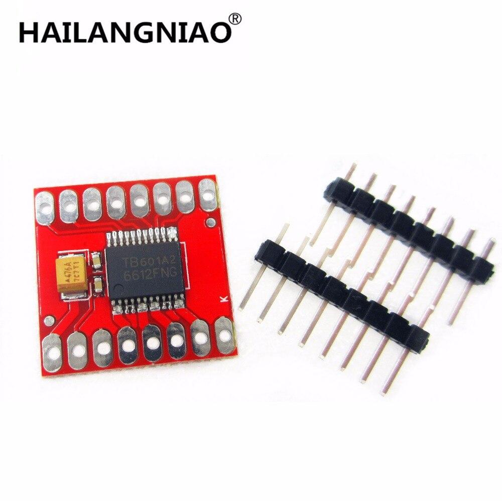 5 pçs/lote Dual-Motor Driver 1A TB6612FNG Microcontrolador Melhor do que L298N