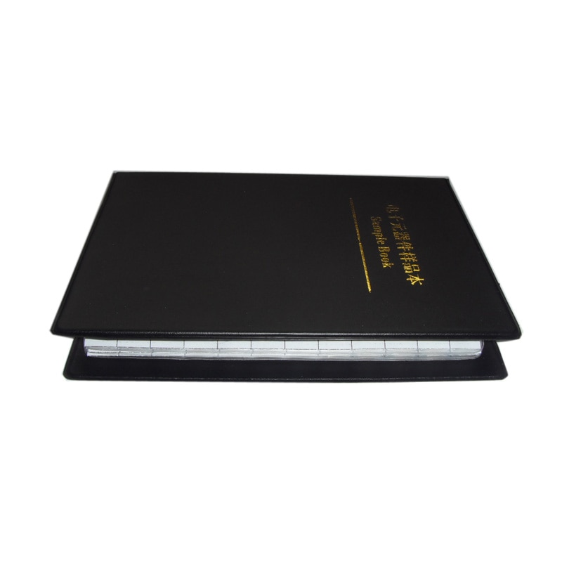 O Envio gratuito de 0603 SMD Multilayer 52valuesX25pcs = 1300 pcs Amostra Livro 1nH ~ 22uH Indutor Variedade Kit SDCL1608C SeriesPack