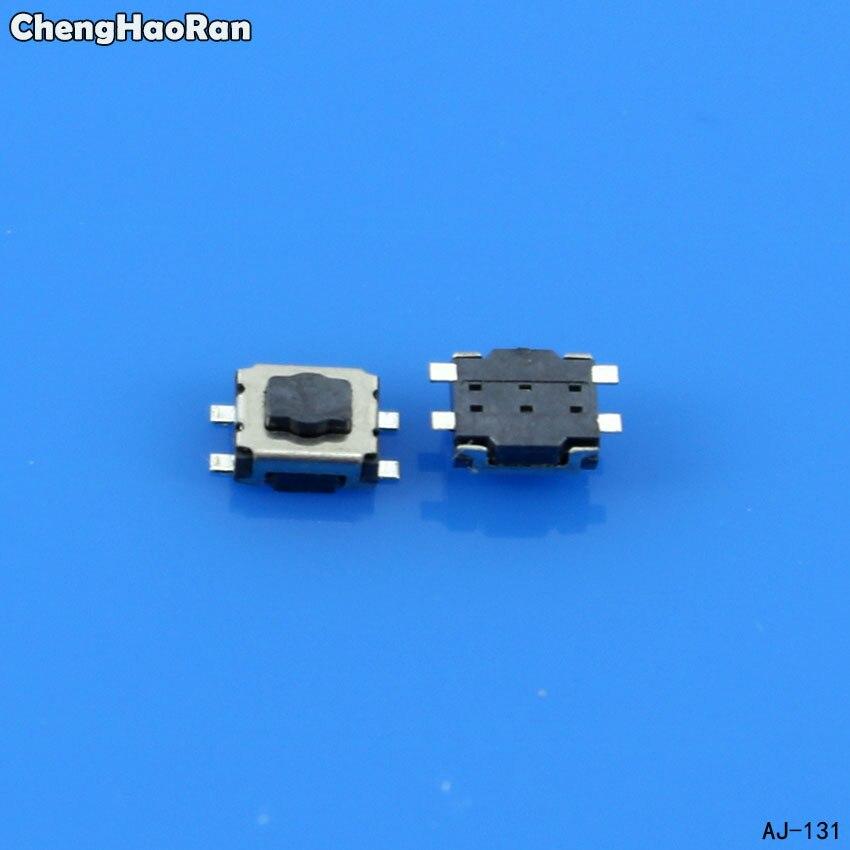 ChengHaoRan 100 stücke Micro Schalter 3,5*3*1,8 Für Citroen C1 C2 C3 C4 C5 C6 C8 REMOTE KEY FOB REPARATUR SCHALTER MICRO TASTE