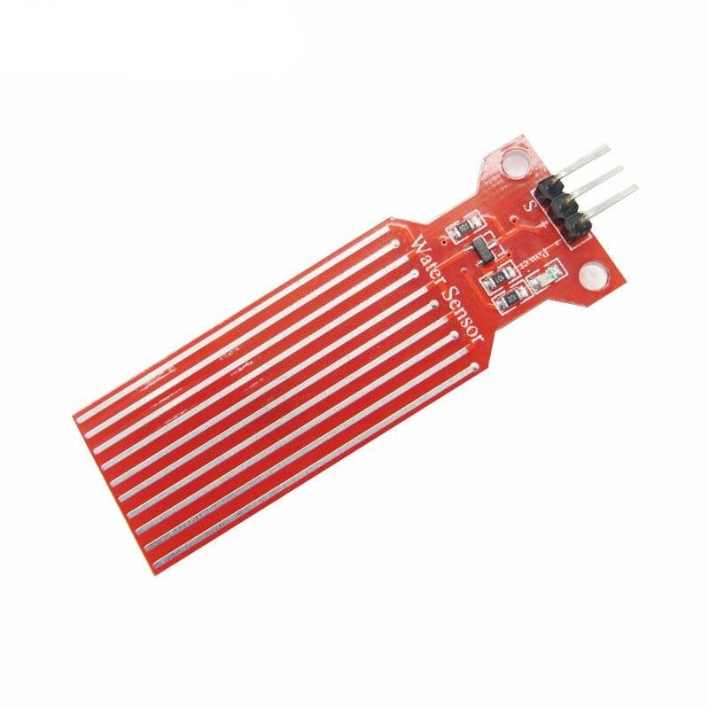 Altura líquida da profundidade da superfície para arduino, detecção do módulo do sensor de nível de água chuva