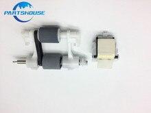 Free shipping 1Set New Roller kit pick up roller separation pad kit 1435788 for Epson GT2500 GT-2500 Printer partes
