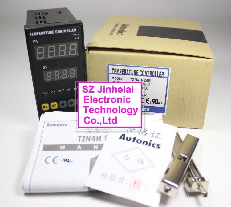 جديدة ومبتكرة TZN4H-24C ، TZN4H-24S ، autonics TZN4H-24R ac100-240v تحكم