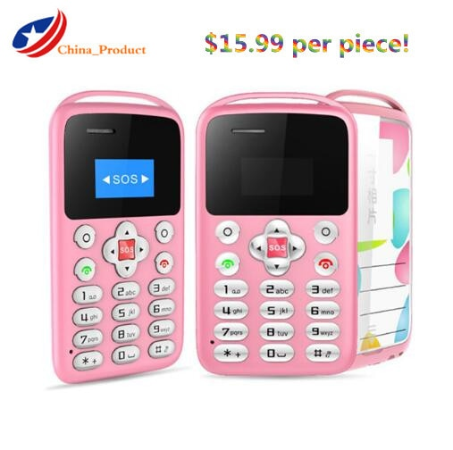 Cute! Small Phone! AEKU M9 Ultra Thin Mini Card Low Radiation Small Pocket Replace Mobile Phone Children Pregnants Cellphone