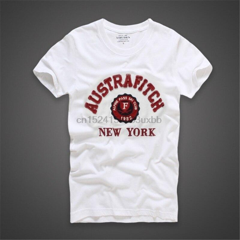 12 colores, camiseta de verano de alta calidad para hombre, camiseta de manga corta, camiseta Hollistic para hombre, ropa de S-3XL, camiseta para hombre