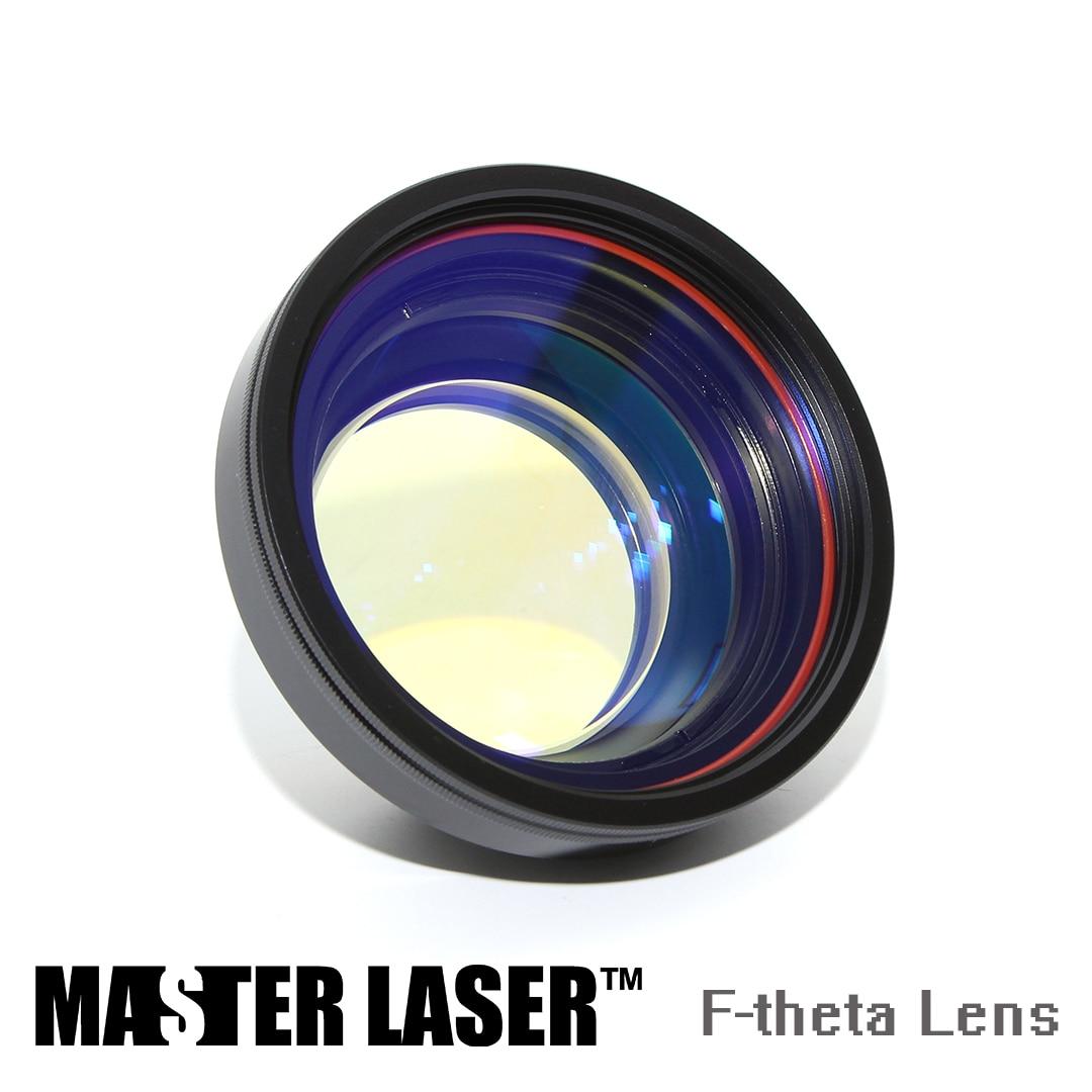 YAG-نظام عدسات المسح الضوئي ، UV 1064 355 Green 532 Galvo F-theta ، ألياف الليزر ، آلة النقش بالليزر