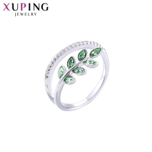 Xuping jóias moda bonito anel cristais elegantes de swarovski perfeito aniversário ou presentes do dia das mães S142.4-15146