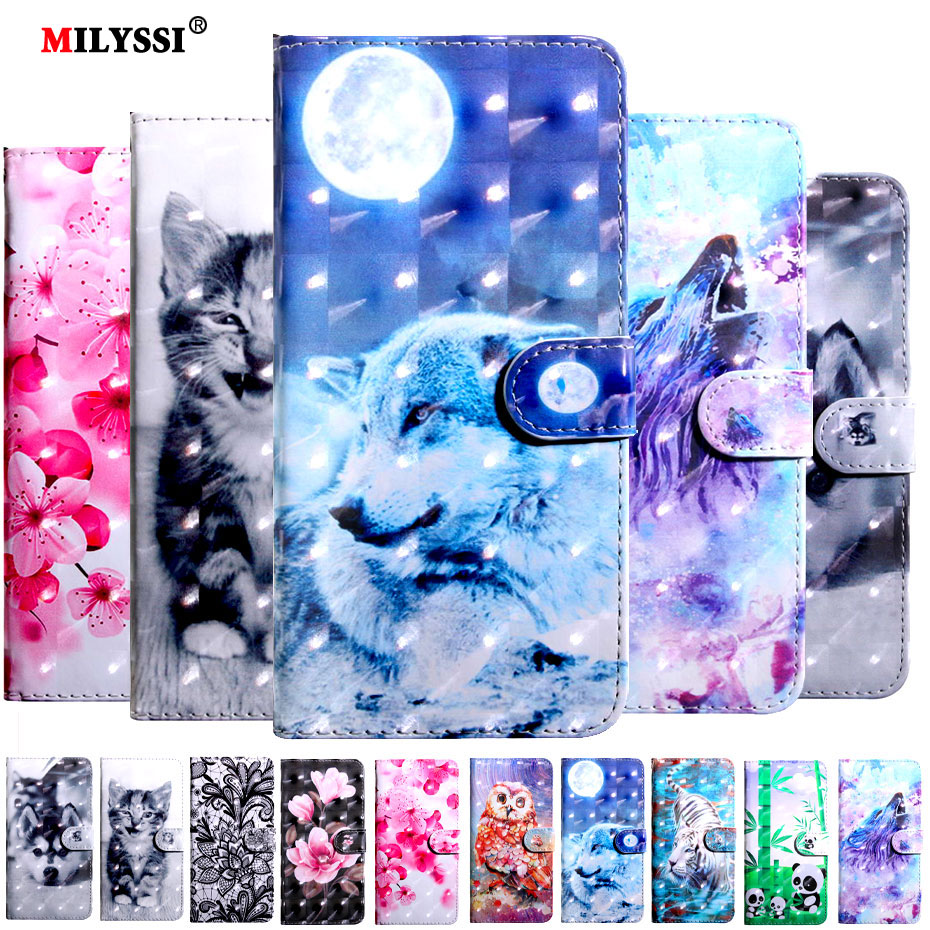 Flip caso para Xiaomi A1 A2 5X 6X Max 2 F1 CC9 Nota 10 Pro Redmi 5A 5 6 6A 5 Plus 4X Nota 4 5 4X 5A 6 7 8Pro 8T de la carpeta del teléfono caso